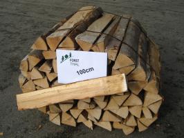 Nadelholz Spälten 100 cm (trocken)